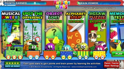 Budding Minds Early Learning screenshot 1