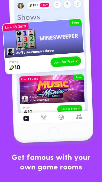 Joyride: play with friends screenshot-3