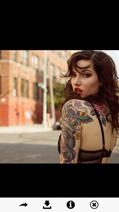 Tattoo Designs Pro review screenshots
