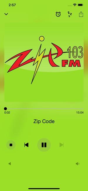 Zip FM 103 Jamaica on the App Store