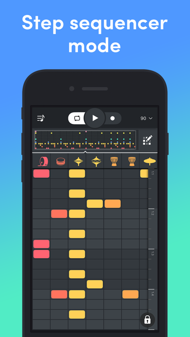 Beat Snap - Music & Beat Maker - App Download - Android Apk
