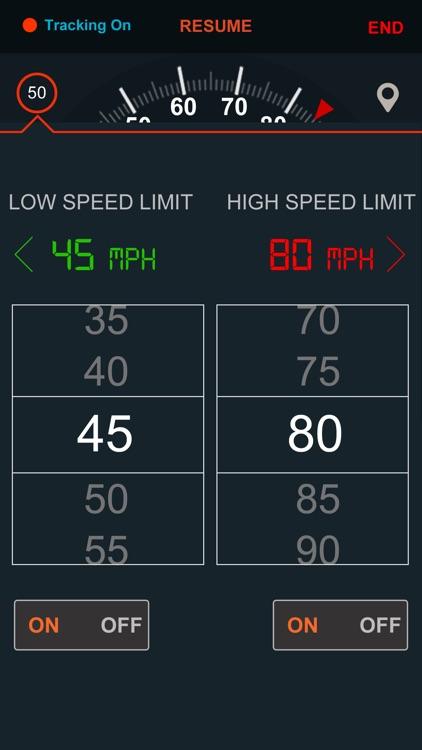 Speedometer GPS - TM 2 screenshot-8