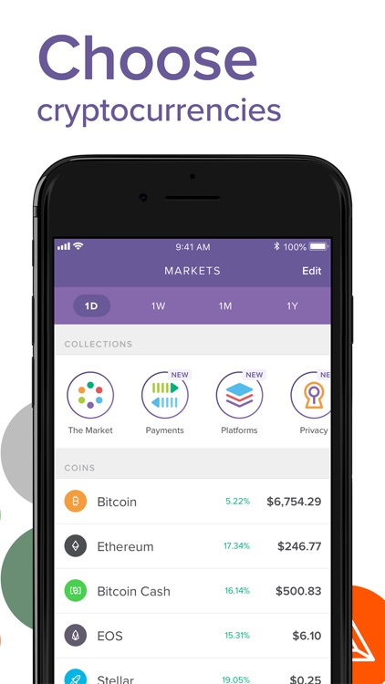 Circle Invest: Cryptocurrency screenshot-9