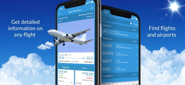Planes Live - Flight Tracker on the App Store