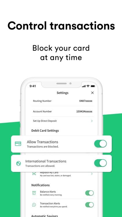 Chime - Mobile Banking screenshot-5