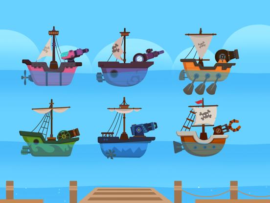 恐竜海賊船 - 子供向けゲームのおすすめ画像9