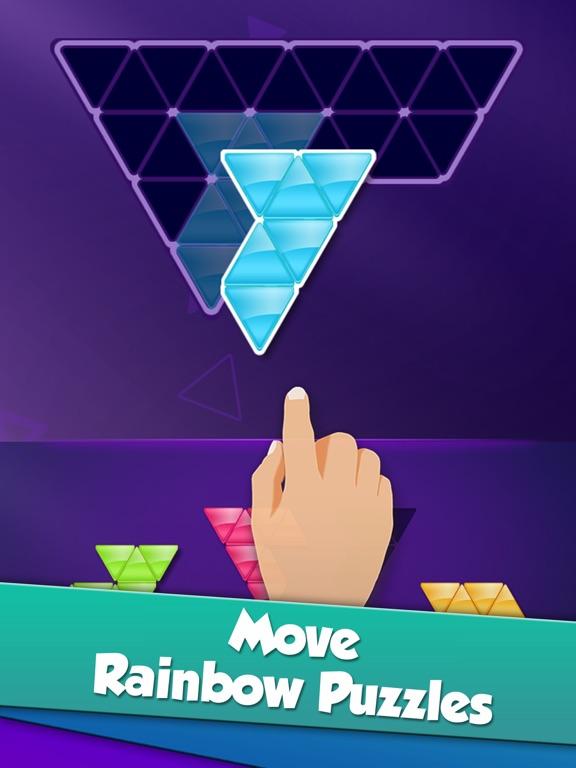 Block! Triangle puzzle:Tangramのおすすめ画像1