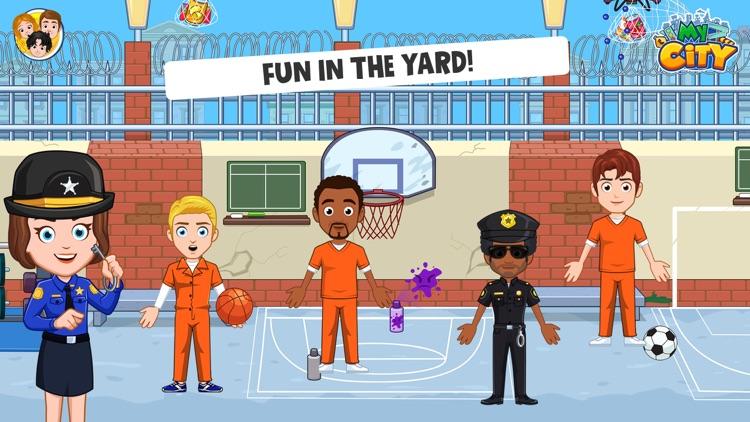 My City : Jail House screenshot-3