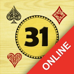 Thirty-One: Card Game Online