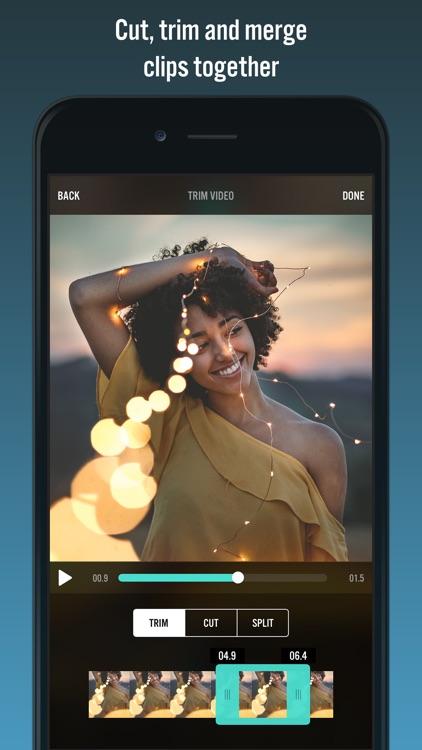 Videorama Text & Video Editor screenshot-7
