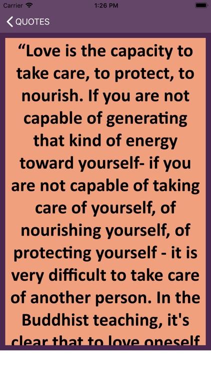 Thich Nhat Hanh Wisdom screenshot-5