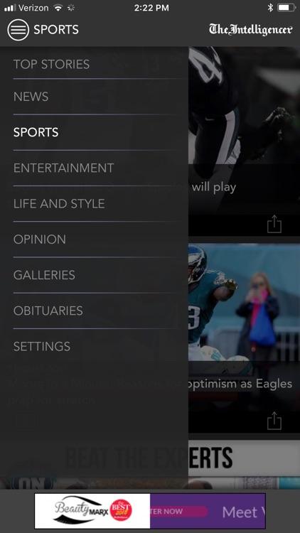 Intelligencer News screenshot-3