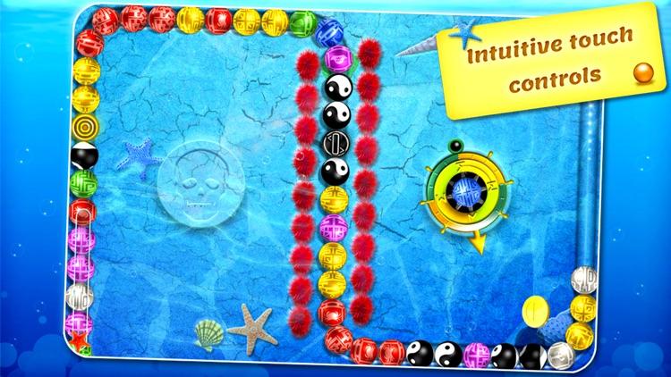 Montezuma Loops - Match 3 Game