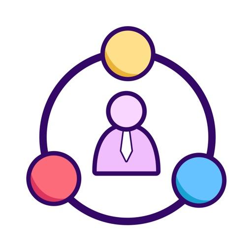 CRM经理端 icon