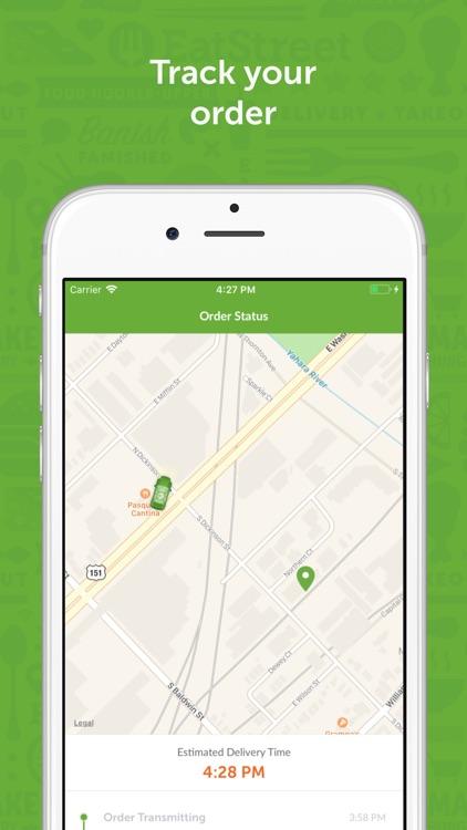 EatStreet Food Delivery App screenshot-4