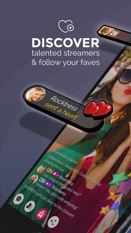 Livestar Social Live Streaming