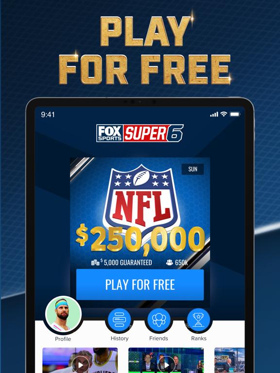 FOX Sports Super 6 screenshot 7