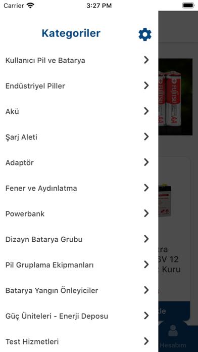Birikim Pilleri Screenshot