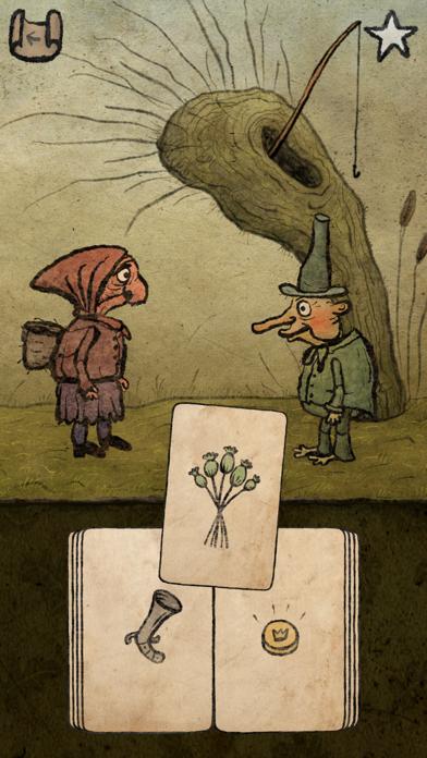 Скриншот №1 к Pilgrims Пилигримы