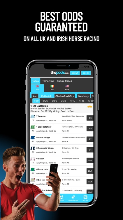 The Pools Sports Betting
