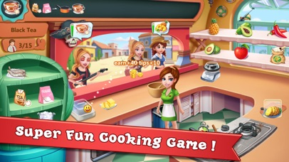games like kitchen scramble for ipad