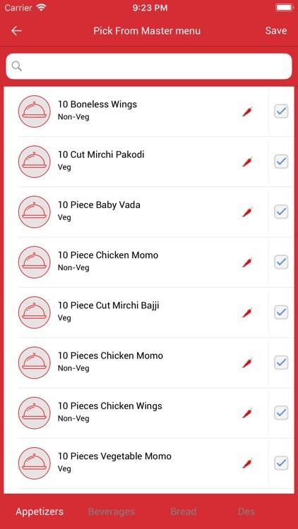 Katoree Maker 4 Indian Buffet screenshot-5