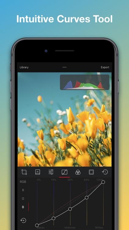 Darkroom: Photo & Video Editor screenshot-7
