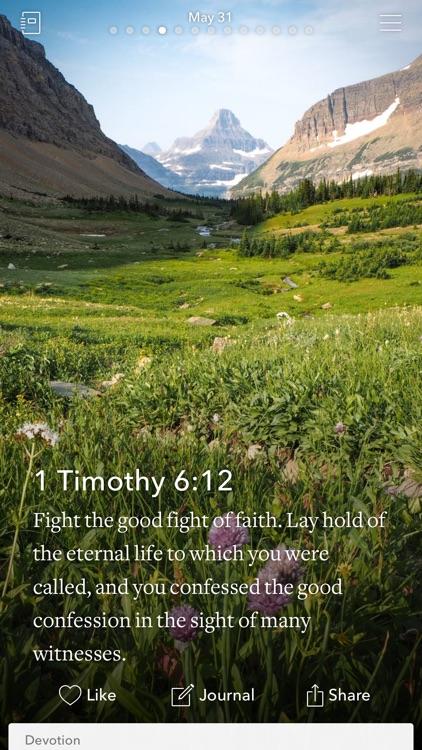 Daily Bible Inspirations screenshot-8