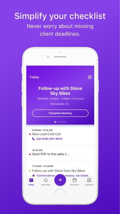 点击获取Infor CloudSuite CRM Mobile