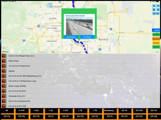 Traffic Cameras Colorado Pro screenshot 13