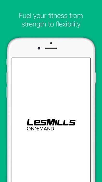 messages.download LES MILLS On Demand software