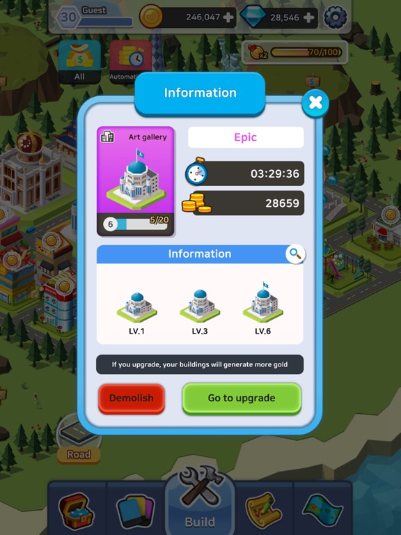 My City : Island screenshot 13