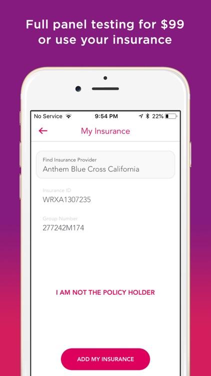 SAFE - The Safe Sex App