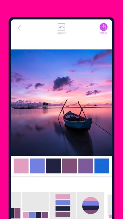 Drop - A Color Palette Creator