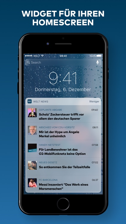 WELT News – Nachrichten live screenshot-7
