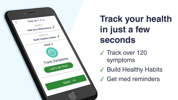 Symptom Tracker: Health & Mood by Telemedhome,LLC