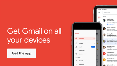 Screenshot for Gmail - Email by Google in Kuwait App Store