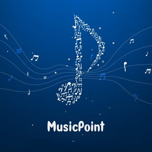 Music Point : MP icon
