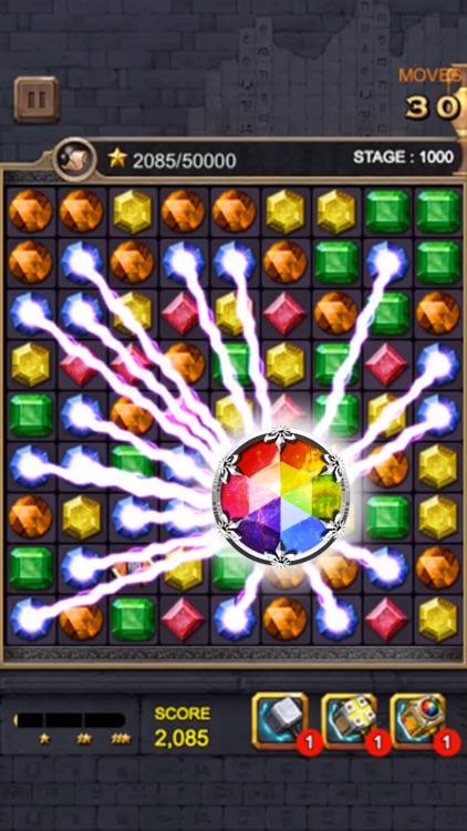 Jewelry King : Match 3 screenshot-5
