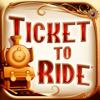 Asmodee Digital - Ticket to Ride artwork