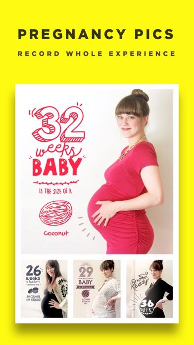 Baby Story - Pics Editor Screenshot on iOS