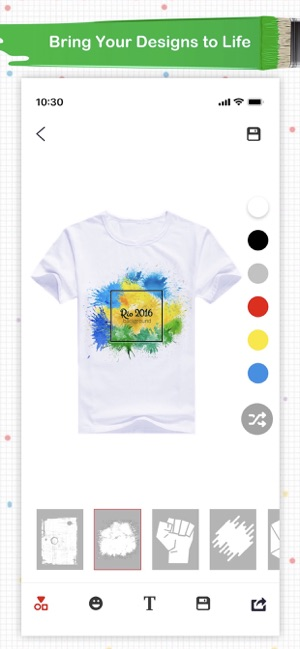 Super T Shirt Designer On The App Store