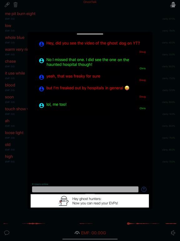 Screenshot #5 pour GhostTalk