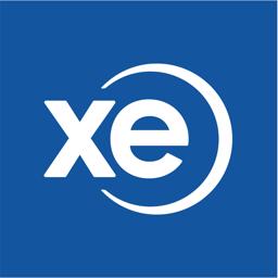 Ícone do app Conversor de moedas XE