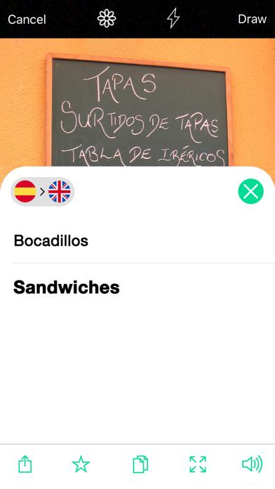 Translator » Screenshot