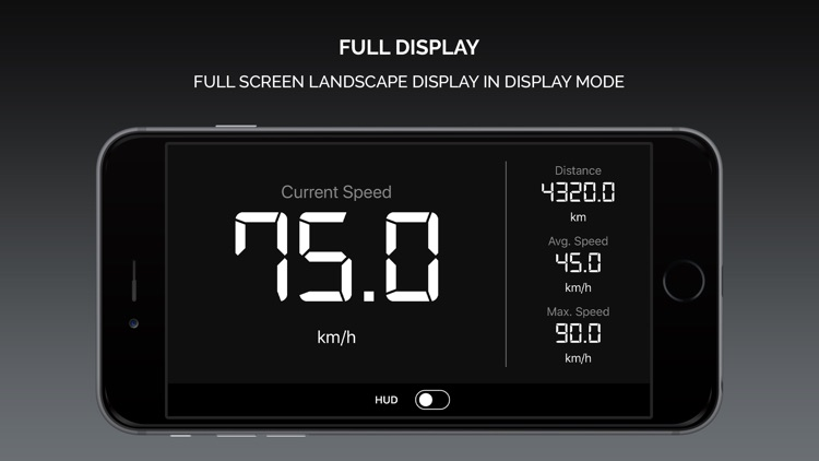 Smart GPS Speedometer screenshot-3