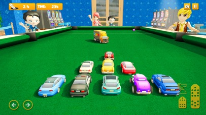 Billiard Car Demolition - RCC screenshot 1