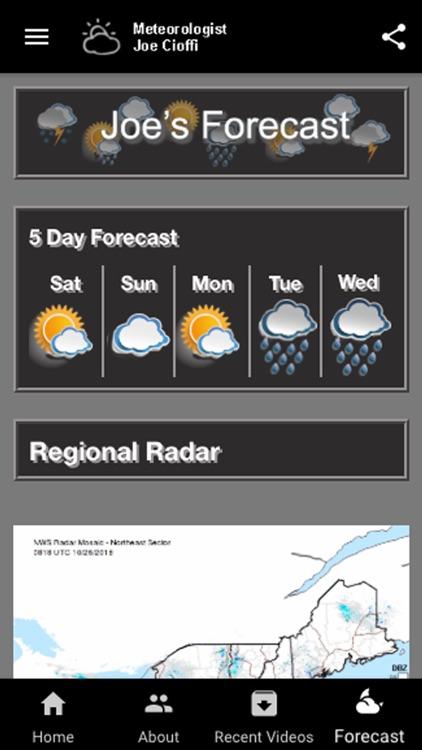 Meteorologist Joe Cioffi screenshot-3