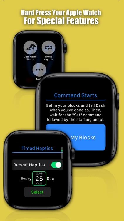 Dash Timer - Workout Companion screenshot-4