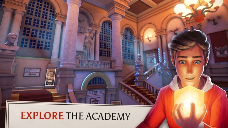 The Academy: The First Riddle screenshot-3